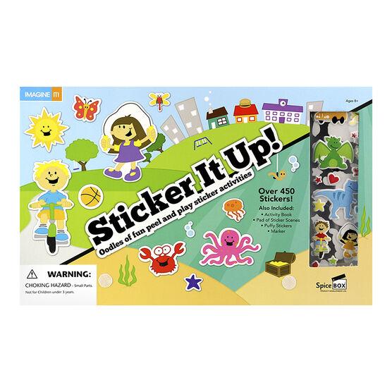 SpiceBox Sticker It Up!