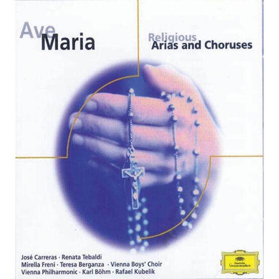 Various Artists - Ave Maria - Religious Arias and Choruses - CD