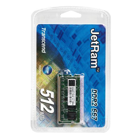 Transcend 512 DDR2  667 - JM467Q643A-6