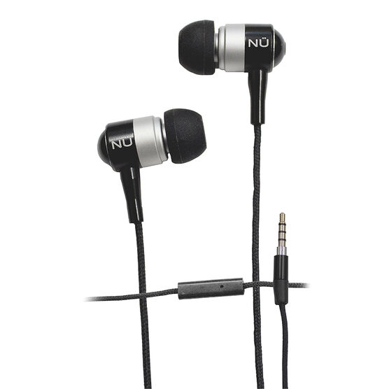 Nupower Stereo Headset - Black - NU5002BK