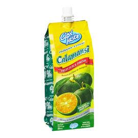Cool Taste Fruit Juice - Calamansi - 500ml