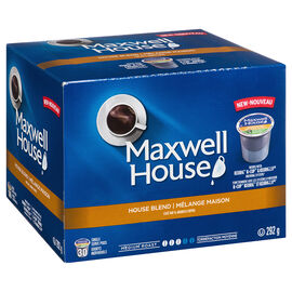 Maxwell House Coffee - House Blend - 30 pack
