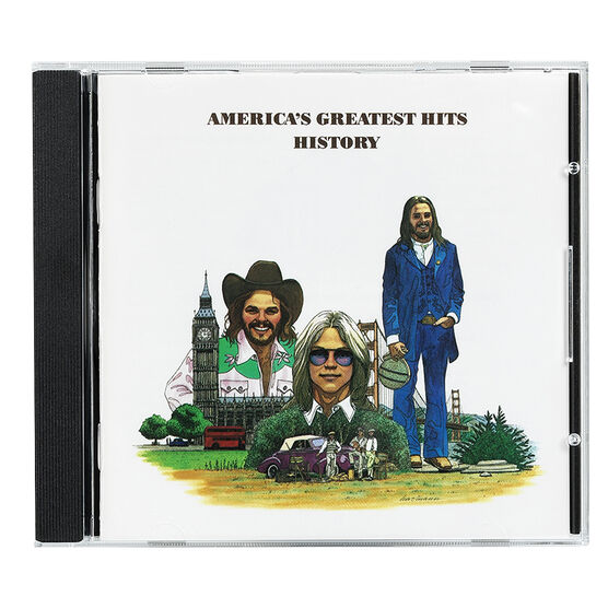 America - Greatest Hits - CD