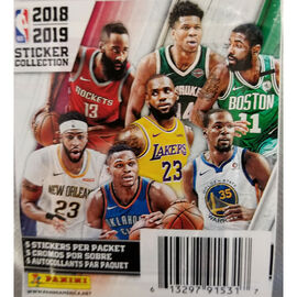 2018 Panini NBA Sticker
