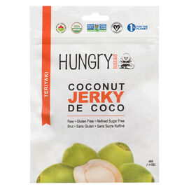 Hungry Buddha Coconut Jerky - Teriyaki - 40g