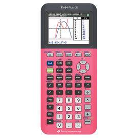 TI-84 Plus CE Graphing Calculator - Coral - 84PLUSCECORALCA