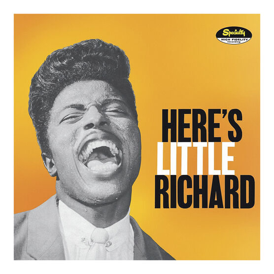 Little Richard - Here's Little Richard - Vinyl