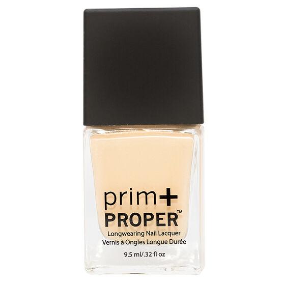 Prim + Proper Nail Lacquer - Peachy Pretty