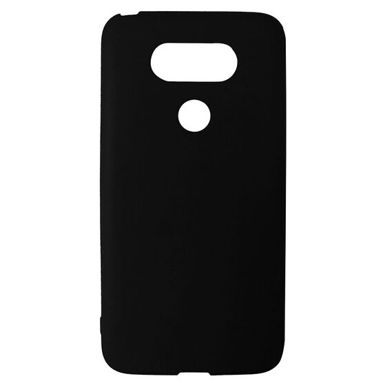 Axessorize TPU Case for LG G5 - Black - AXLG1300