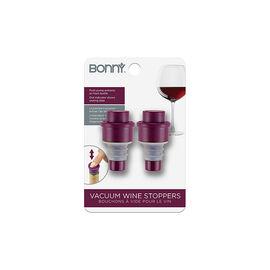 Bonny Vacuum Wine Stopper - Purple