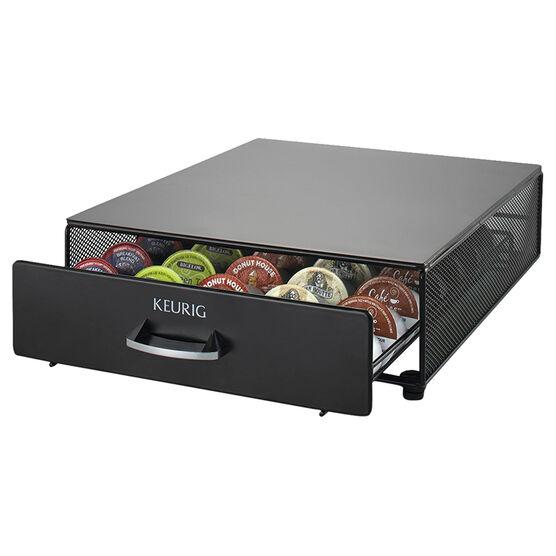 Keurig Universal Plus Series Storage Drawer - Black