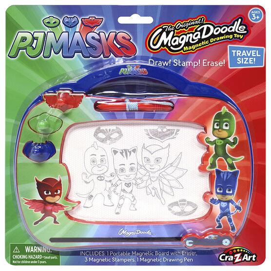 PJ Masks Travel Doodle