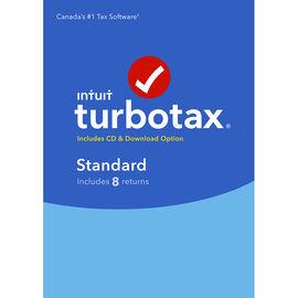 Intuit TurboTax Standard 2018 - 8 Returns - 606151