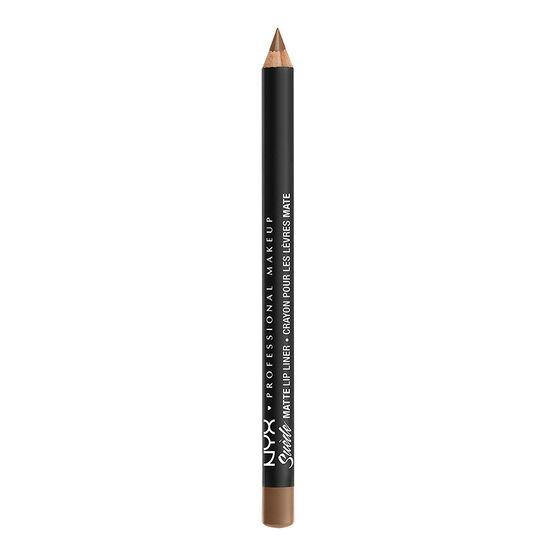 NYX Professional Makeup Suede Matte Lip Liner - Sandstorm
