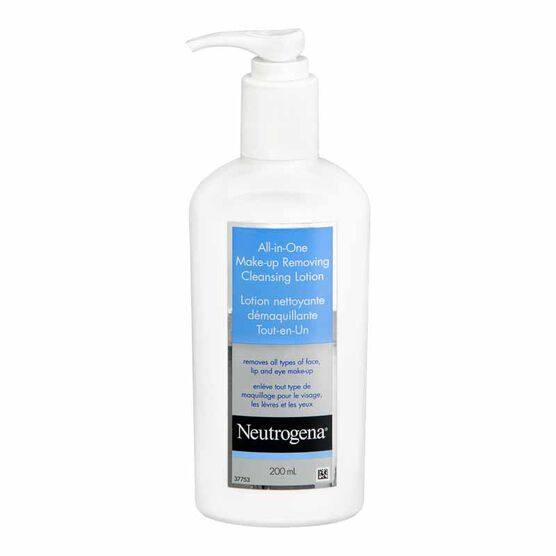 Neutrogena All-in-One Make-Up Removing Cleansing Lotion - 200ml