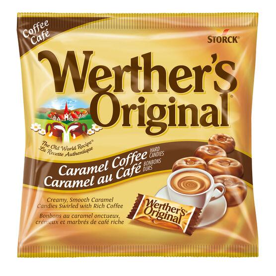 Werther's Original Hard Candy - Caramel Coffee - 135g