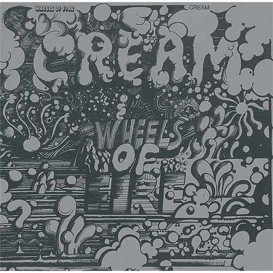 Cream - Wheels Of Fire - 2 CD
