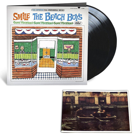 Beach Boys, The - Smile Sessions - Vinyl