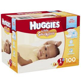 Huggies Little Snugglers Diapers - Step 1 - 100's
