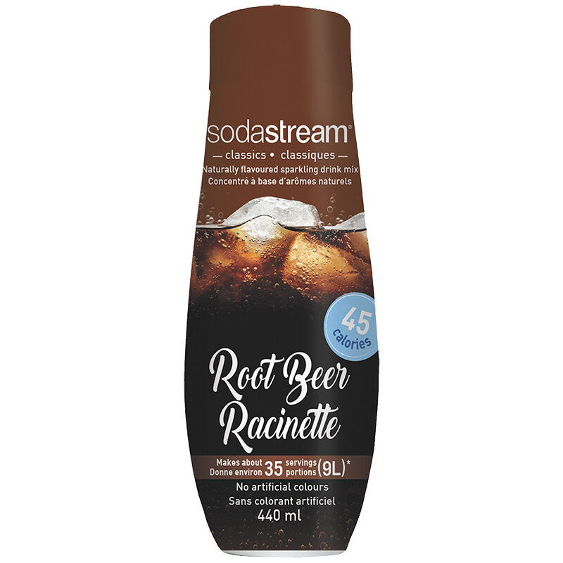 SodaStream Syrup   Root Beer   440ml