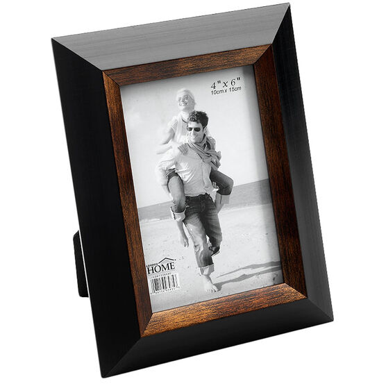 London Home Frame - Black Gold - 4x6in