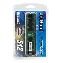 Transcend 512 DDR2 PC 667 - JM367Q643A-6