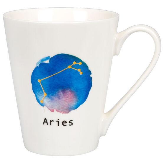 London Drugs Porcelain Zodiac Mugs - 400ml - Assorted