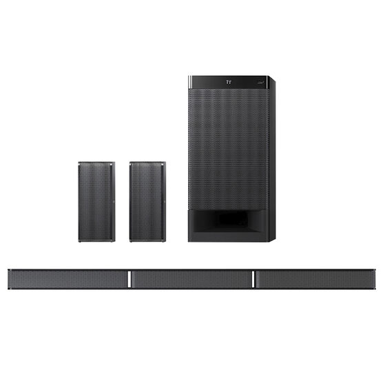 Sony 600W 5.1ch Home Cinema System with Bluetooth - HTRT3