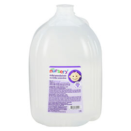 Nursery Distilled Water - 3.78L