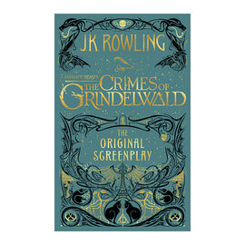 Fantastic Beasts The Crimes of Grindelwald by J.K Rowling