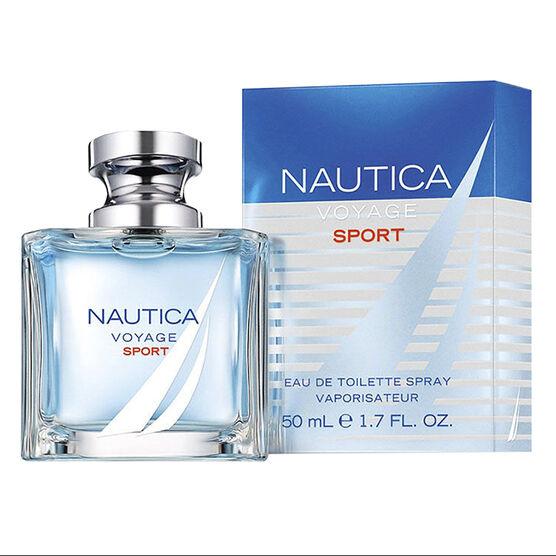 Nautica Voyage Sport Eau de Toilette Spray - 50ml
