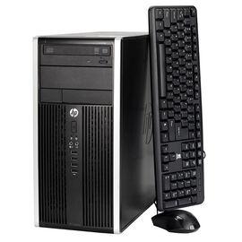 HP Compaq 6300 Desktop Computer - Refurbished - Intel i3
