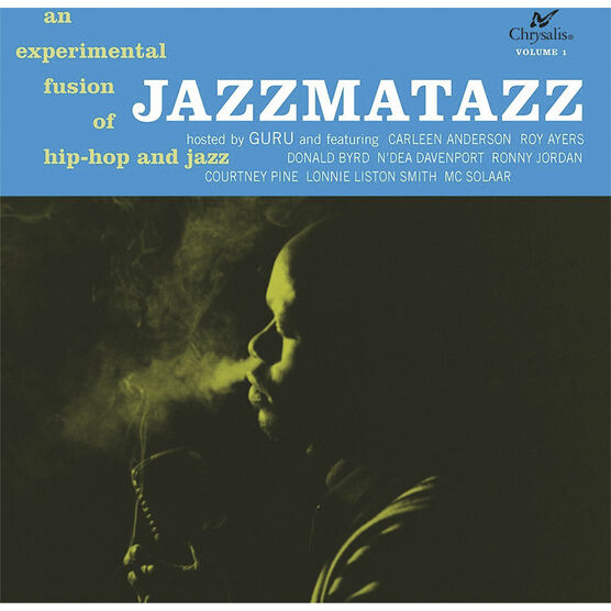 Guru - Jazzmatazz, Vol. 1 - Vinyl