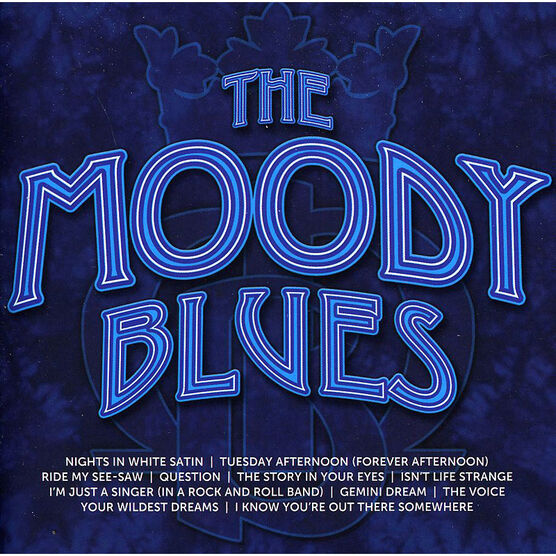 The Moody Blues - ICON - CD