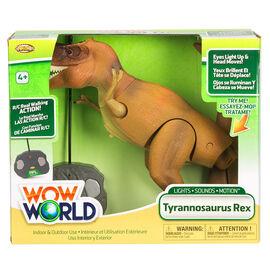 WOW Remote Control T-Rex Dino Figure