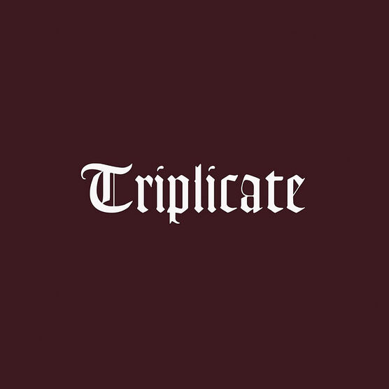 Bob Dylan - Triplicate - 3 CD