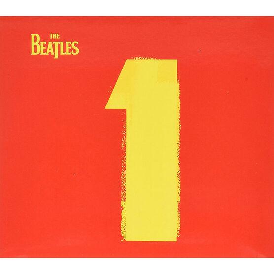 The Beatles - 1 - CD