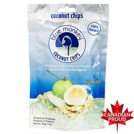 Blue Monkey Coconut Chips - 40g