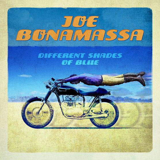 Joe Bonamassa - Different Shades of Blue - CD
