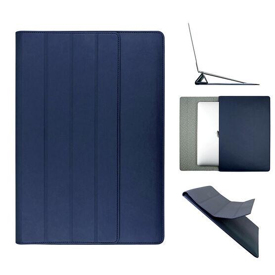 Logiix Envelope Laptop Notebook Tablet Sleeve - 13 Inch - Midnight Blue