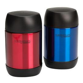 Thermos Vacuum Food Jar - Stainless Steel - Assorted - 500ml
