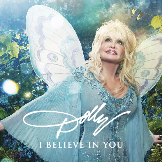 Dolly Parton - I Believe In You - CD