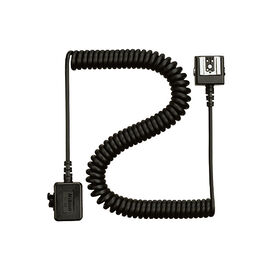 Nikon SC-28 Coiled Flash Remote Cord - 4765