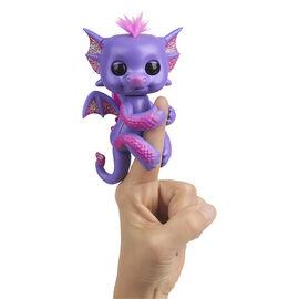 Wowee Fingerling Glitter Dragon - Kaylin