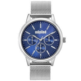 Unlisted by Kenneth Cole Men's Chronograph Watch - 10031969