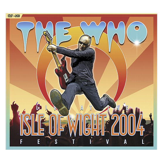 The Who: Live at the Isle of Wight 2004 Festival - DVD + 2 CD