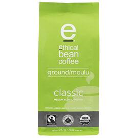 Ethical Bean Coffee - Classic Medium Roast - Ground - 227g