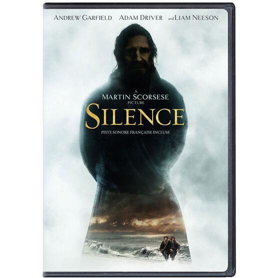 Silence - DVD
