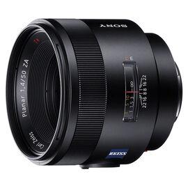 Sony A 50mm F1.4 ZA SSM Prime Lens - Black - SAL50F14Z