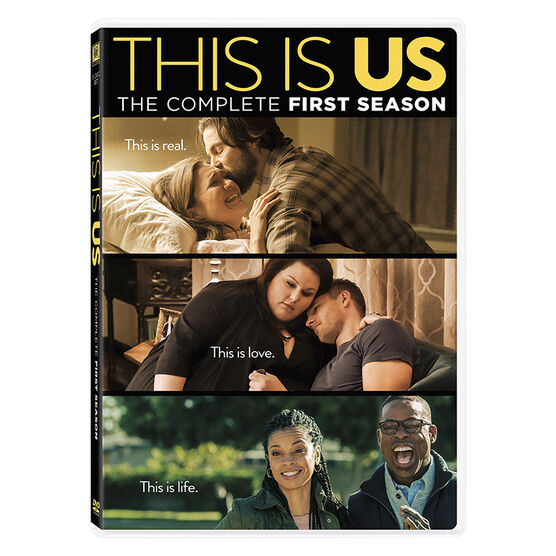 This Is Us: The Complete First Season - DVD